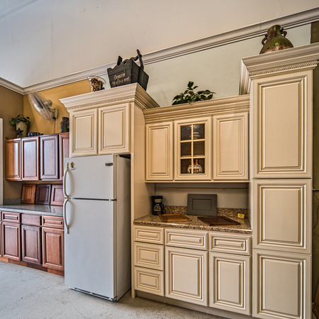 Kitchen Cabinets with Pantry